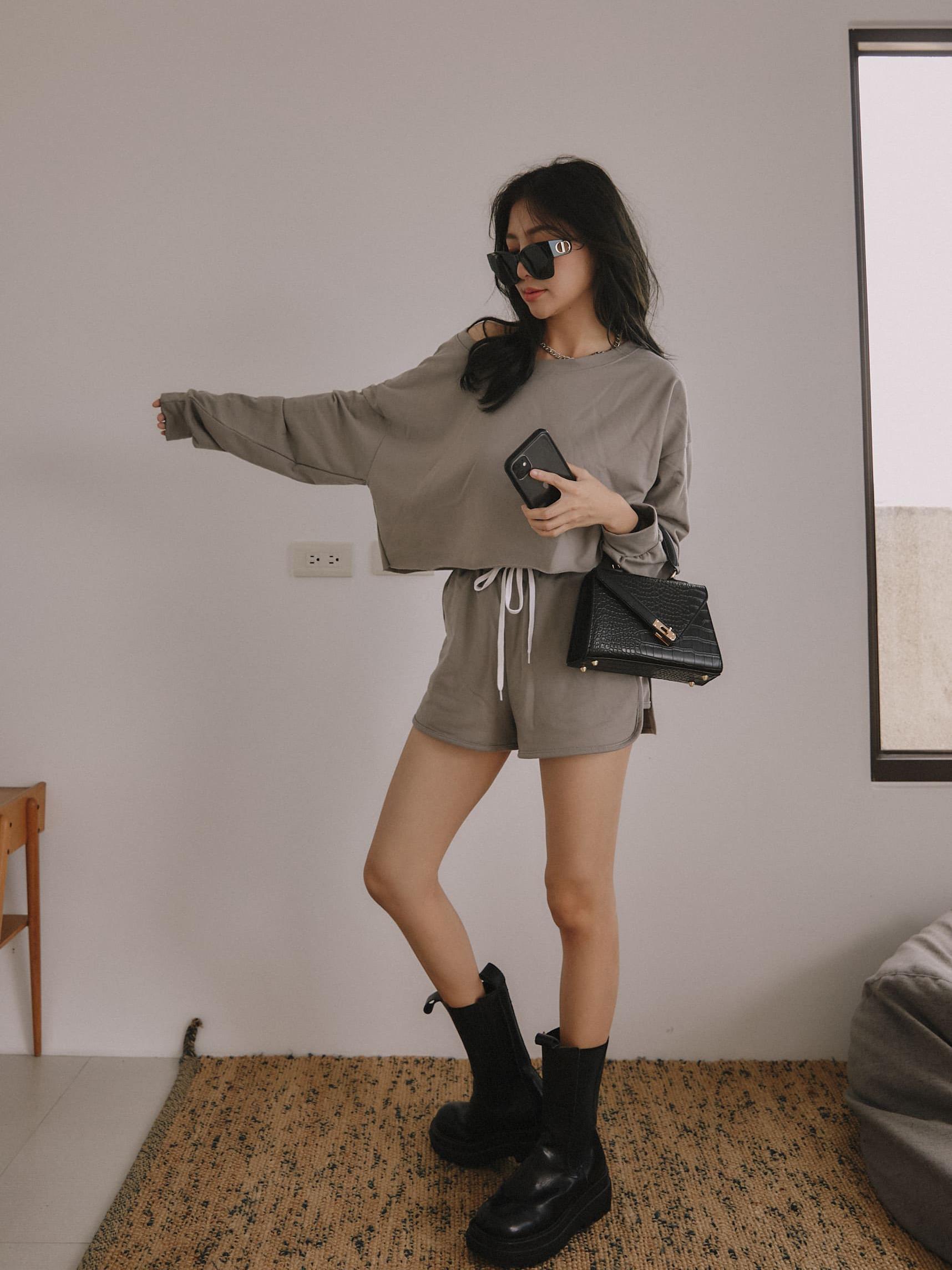 韓國休閒時尚兼具套裝