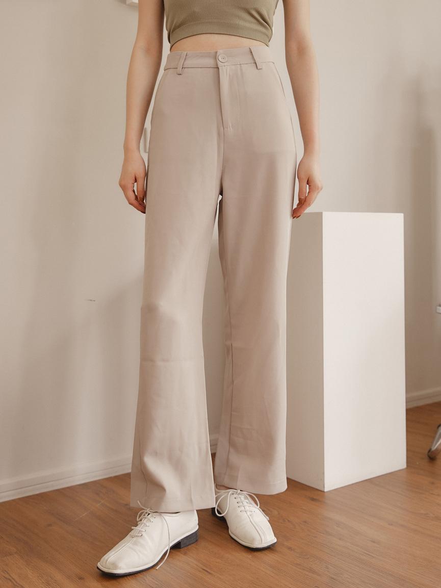 質感西裝寬褲