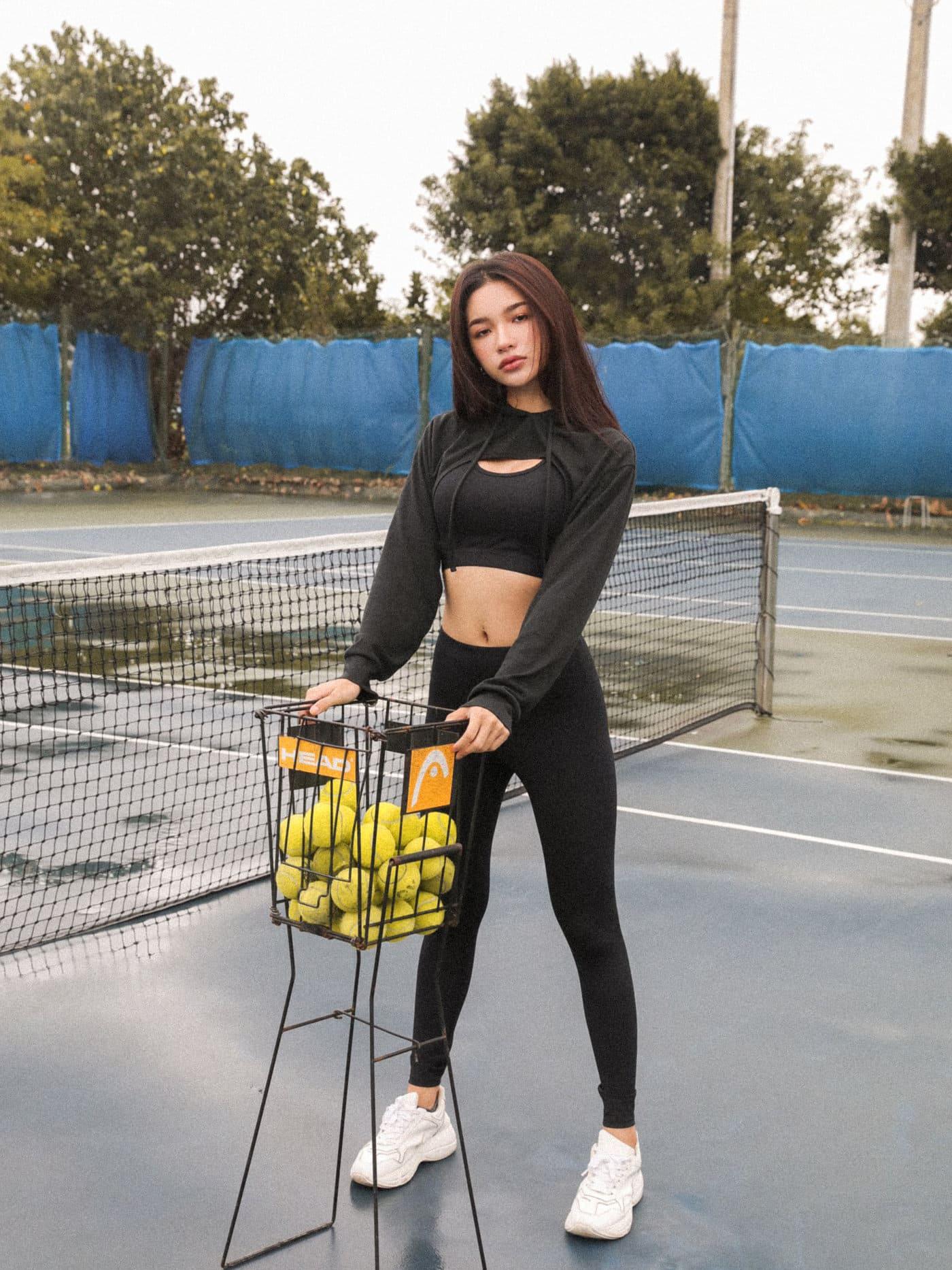 SoulM-中高舒適leggings運動褲