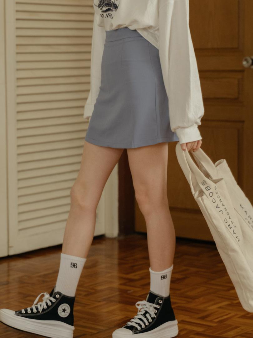 分尺寸A字短裙