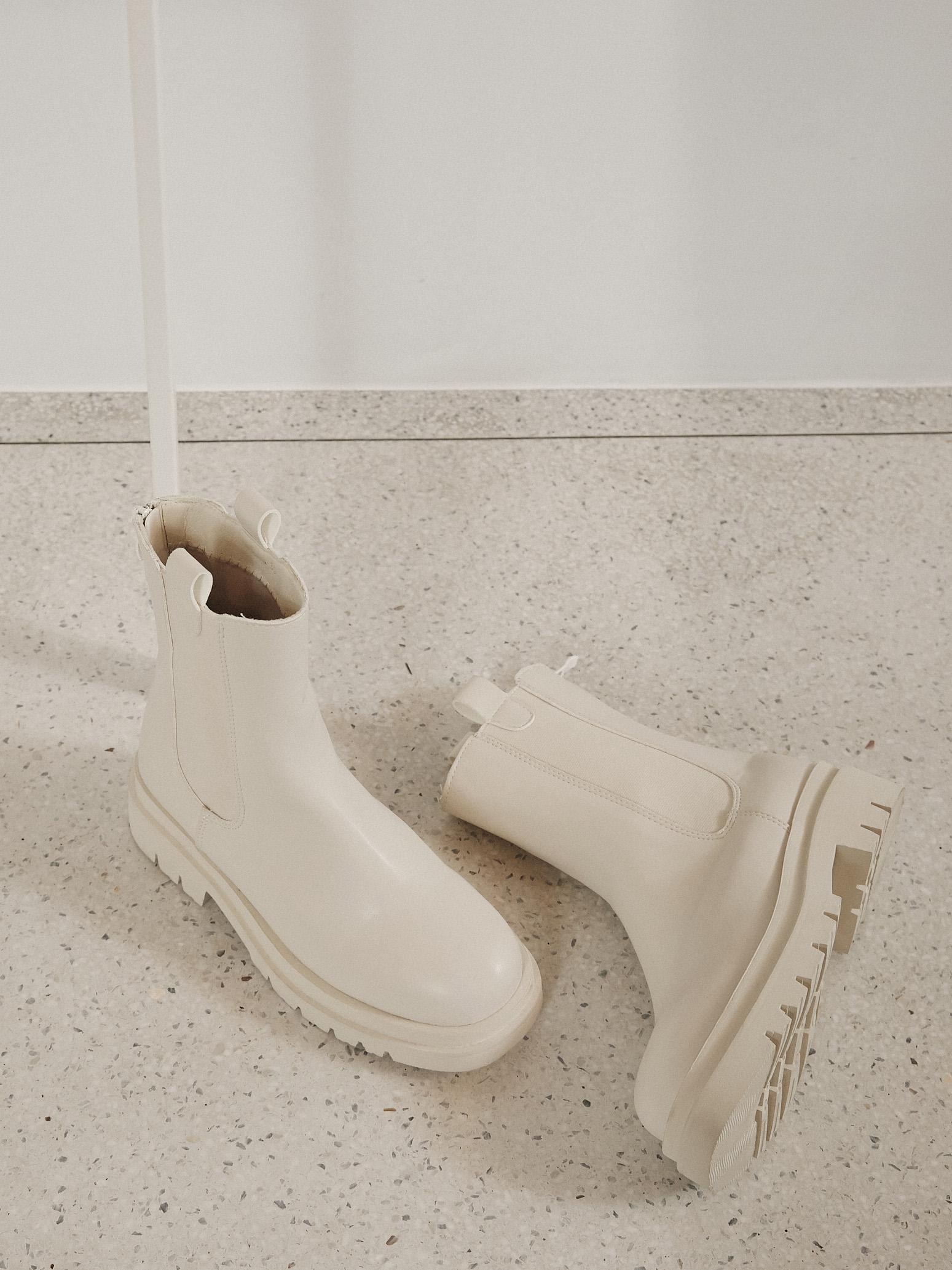 切爾西短靴