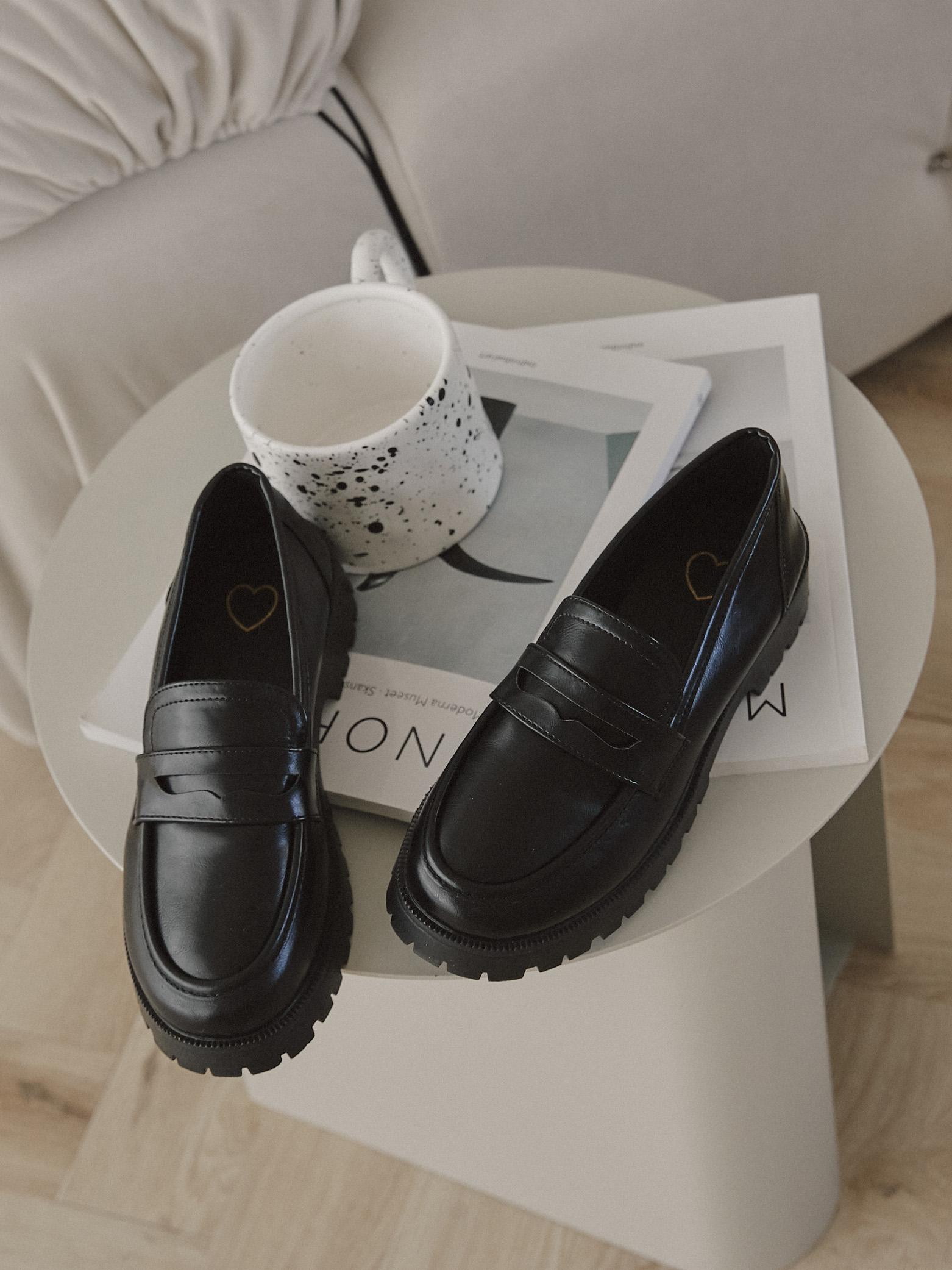 經典樂福鞋