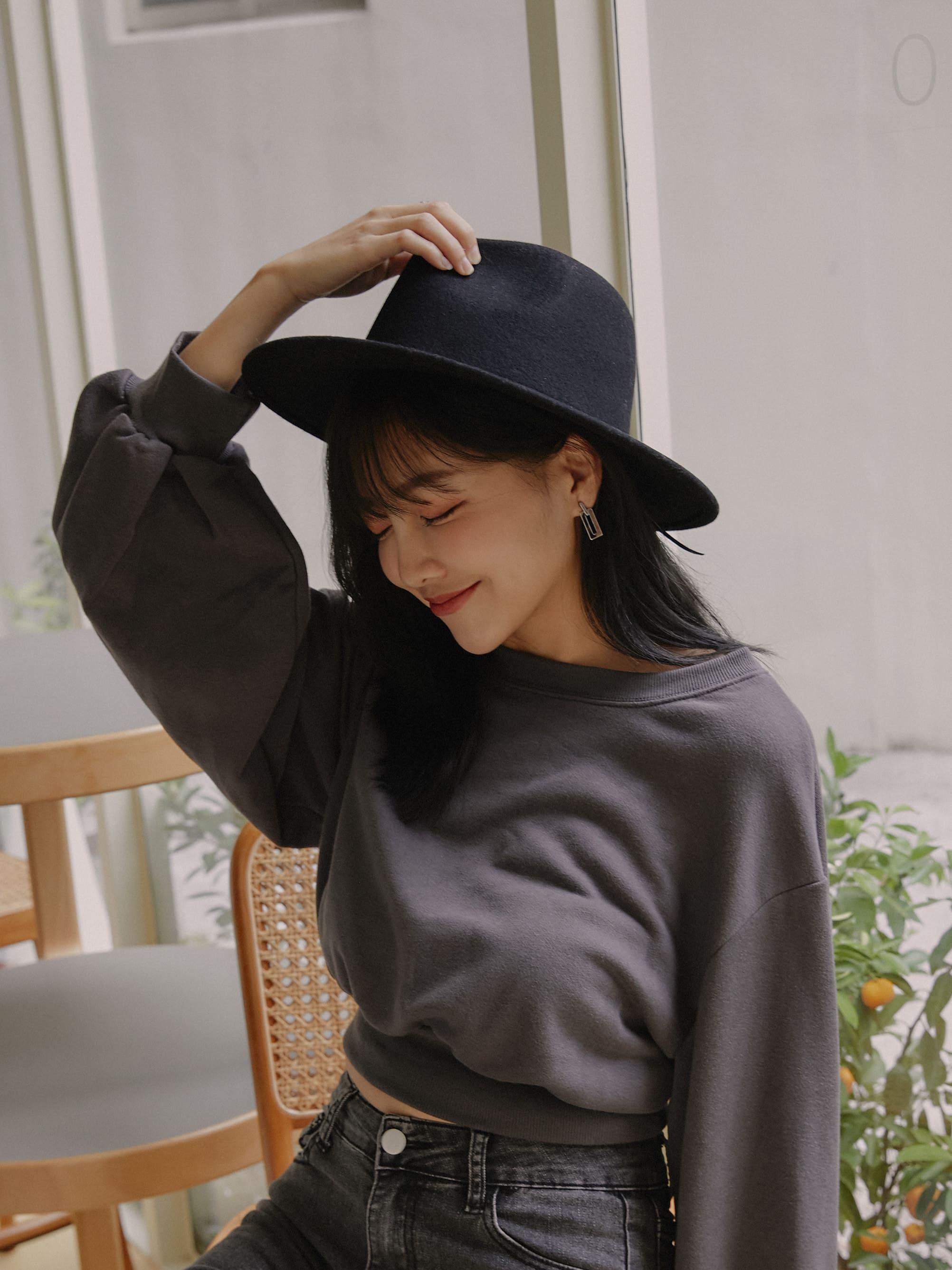 秋冬紳士帽