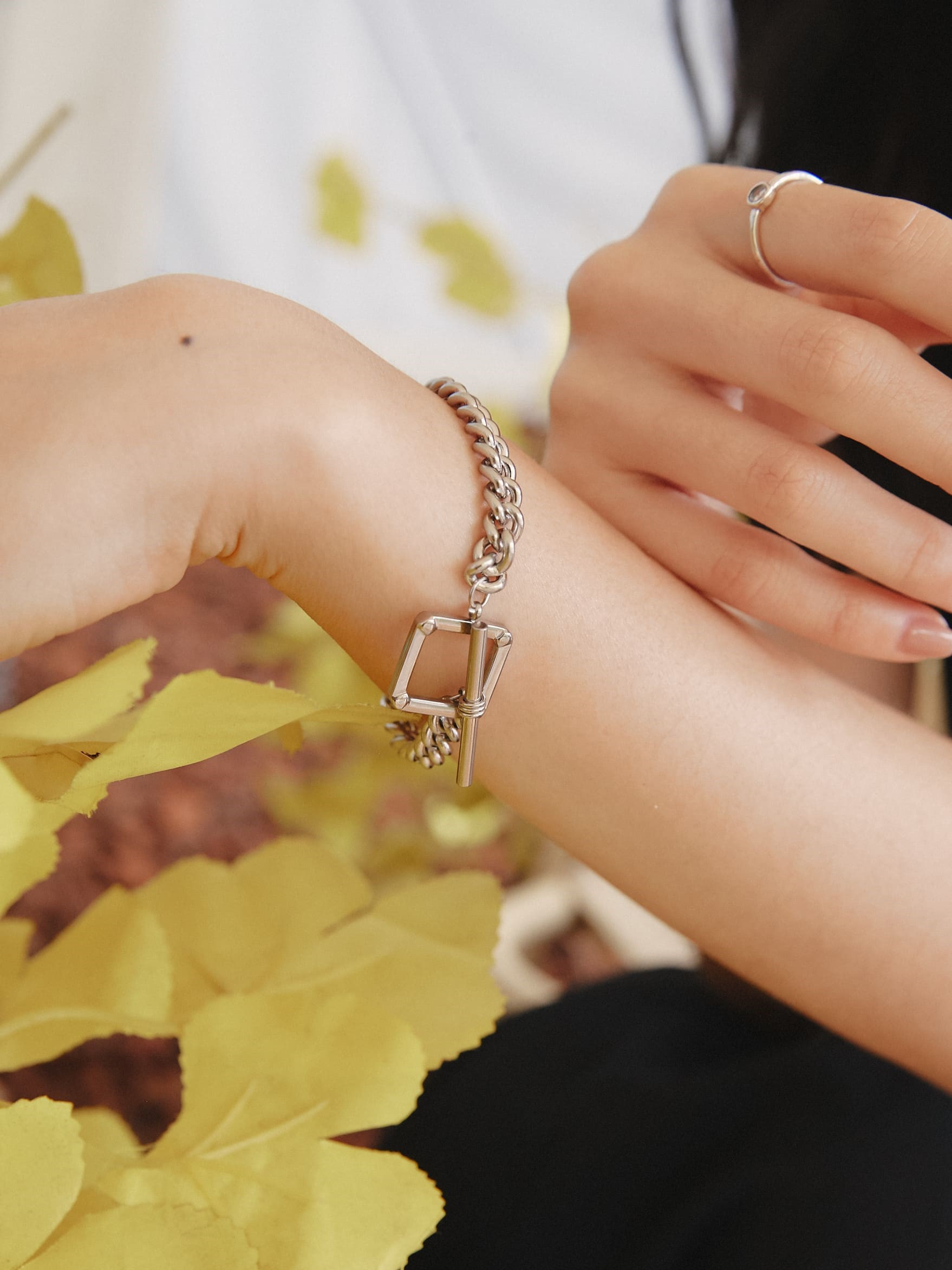 個性簡約手環